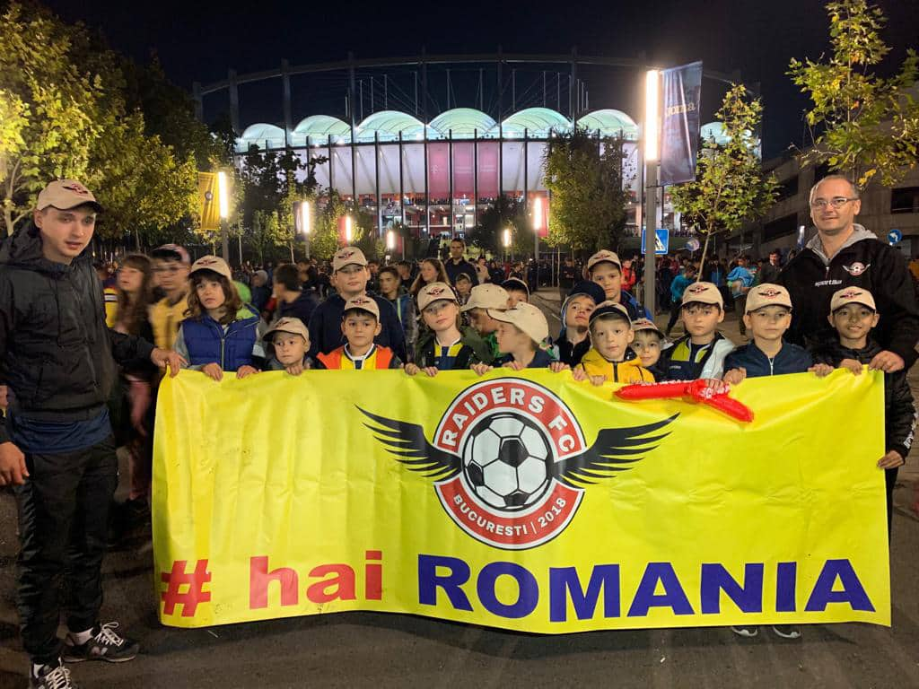 fotbal-copii-Romania-Norvegia