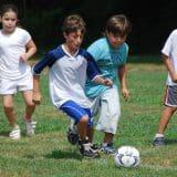 fotbal de vara